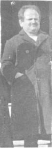 Траян Златанов - първият директор на прогимназията (1921-1922 г.)
