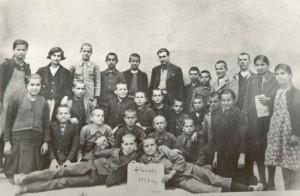 Ученици от трети клас (1938 г.)