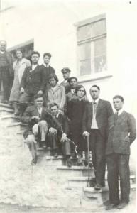 Учителският колектив 1932-1933 г.