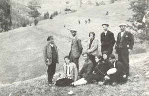Учители на излет (1934 г.)