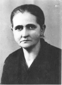 Дона Томова от с. Арда, първата учителка (1909-1910 г.)