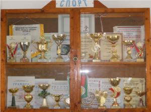 Спортни постижения на ученици